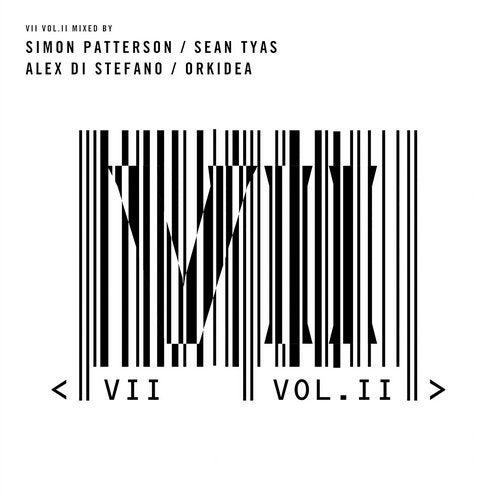Sean Tyas, Simon Patterson, Orkidea - VII Vol  II (2020)