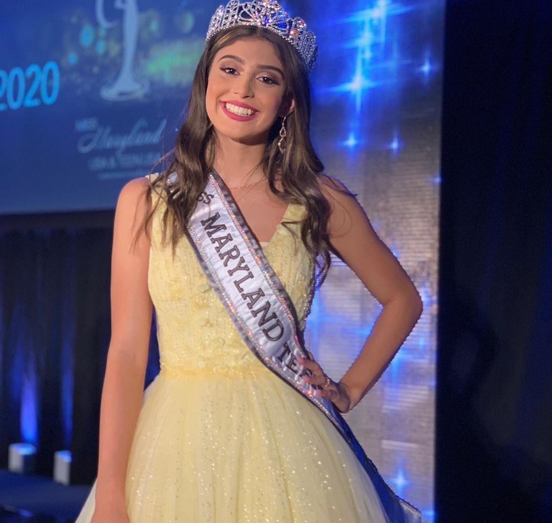 candidatas a miss teen usa 2020. final: 7 nov. preliminary competition a partir pag. 21. - Página 2 Org4i7t7