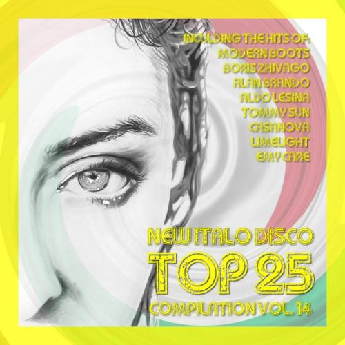 New Italo Disco Top 25 Compilation Vol 14 (2020)