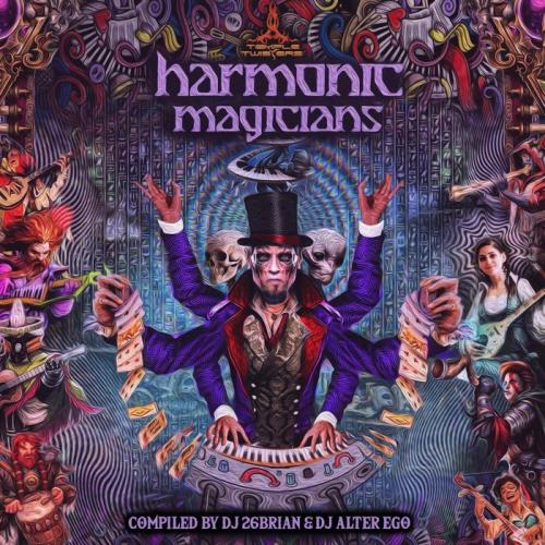 Harmonic Magicians (Compiled by DJ 26brian & DJ Alter Ego) (2020)