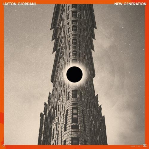 Layton Giordani  - New Generation (2020)