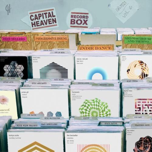 Capital Heaven Record Box, Vol. 6 (2020)