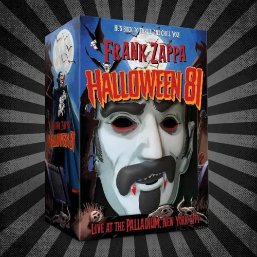 Frank Zappa - Halloween 81 (2020)