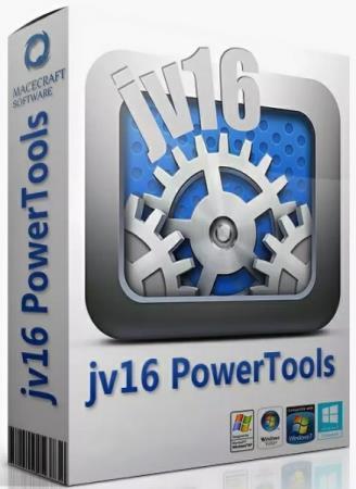 jv16 PowerTools 5.0.0.845 RePack & Portable by elchupakabra