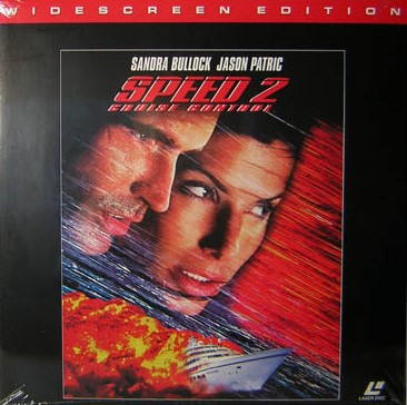 Speed 2 - Cruise Control  --  Neuware