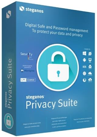 Steganos Privacy Suite 21.1.0 Revision 12679