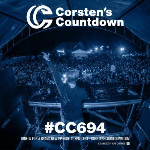 Ferry Corsten — Corsten's Countdown 694 (2020-10-14)
