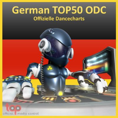 German Top 50 ODC Official Dance Charts 16.10.2020