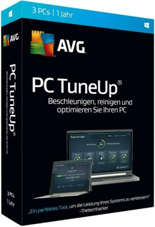 AVG TuneUp 21.1 Build 2404 Final