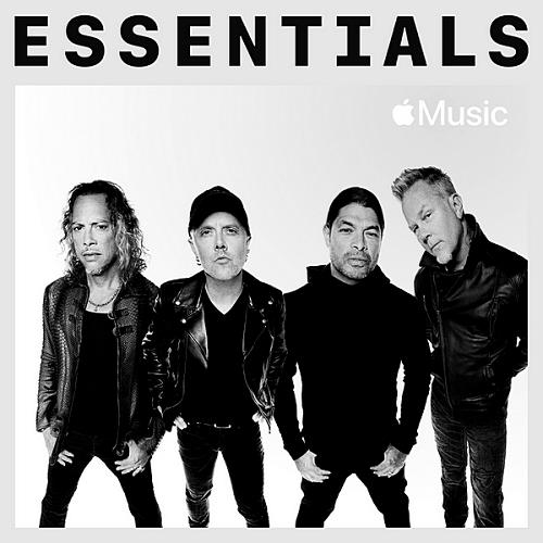 Metallica - Essentials (2020) FLAC