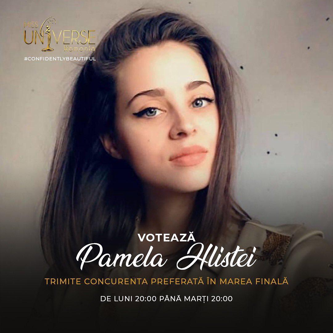 candidataas a miss universe romania 2020. final: ? - Página 2 3wjm5bi6