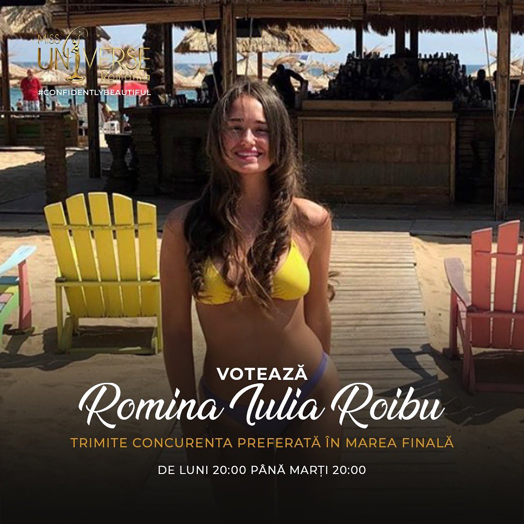candidataas a miss universe romania 2020. final: ? - Página 2 Dbjoc7bc