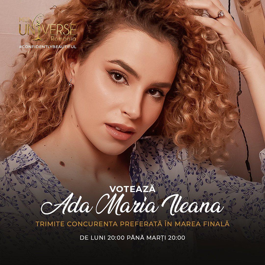 candidataas a miss universe romania 2020. final: ? - Página 2 Hsul6osg