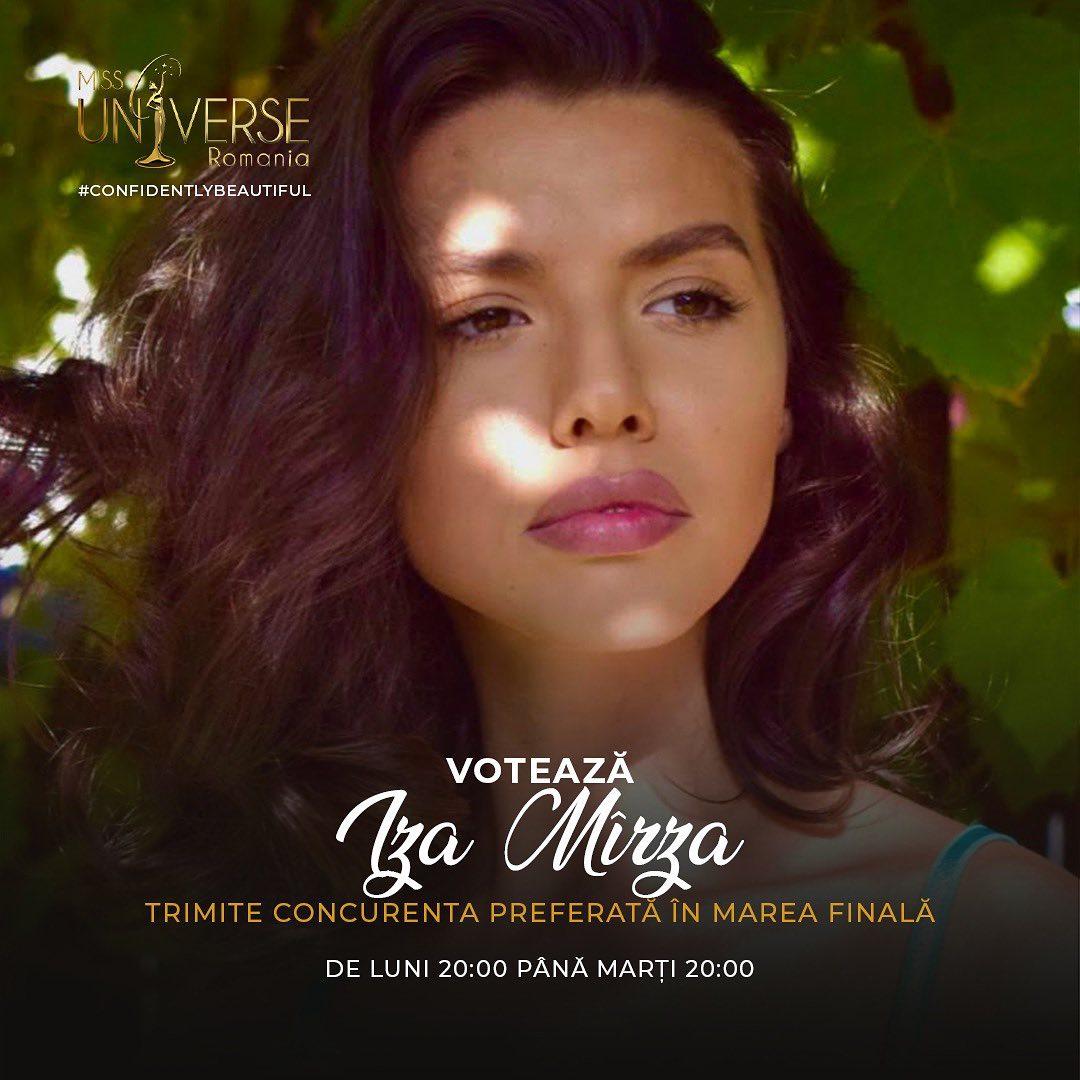 candidataas a miss universe romania 2020. final: ? - Página 2 Kd8z3ip6