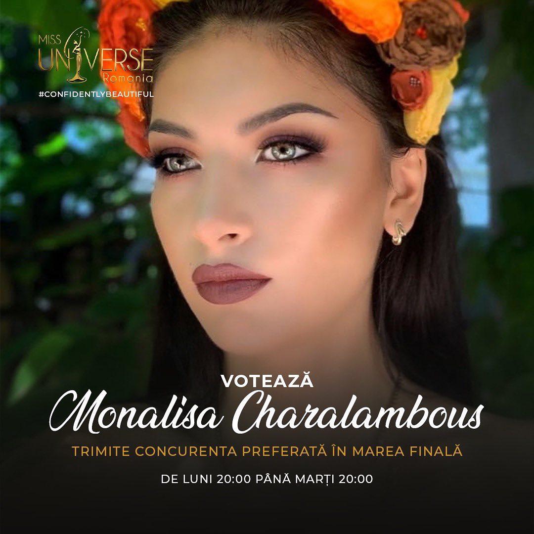 candidataas a miss universe romania 2020. final: ? Lisrzy67