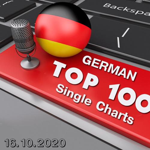 German Top 100 Single Charts 16.10.2020 (2020)