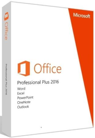 Microsoft Office 2016 Pro Plus 16.0.5080.1000 VL RePack by SPecialiST v20.11