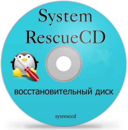 SystemRescueCd 8.00 Final