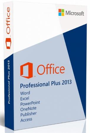 Microsoft Office 2013 Pro Plus SP1 15.0.5345.1002 VL RePack by SPecialiST v21.5
