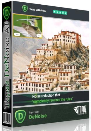 Topaz DeNoise AI 2.4.0 RePack & Portable by TryRooM