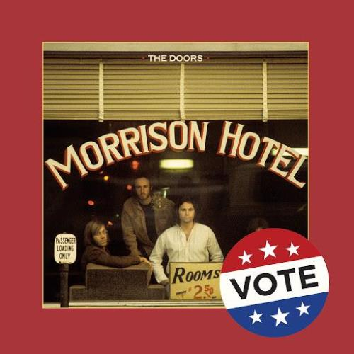 The Doors — Morrison Hotel (50th Anniversary Deluxe Edition) (2020)