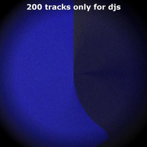 200 Tracks Only For Djs (Summer 2013) (2013)