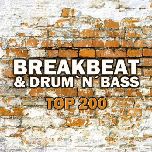 Breakbeat & Drum & Bass Top 200 (2020)