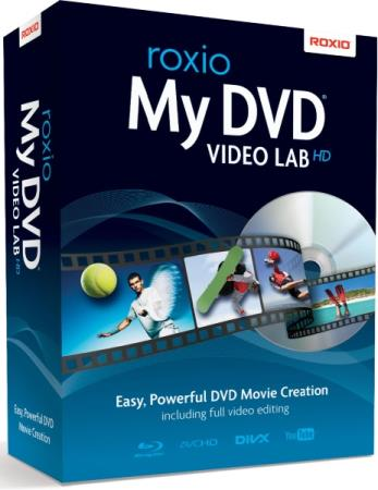 Roxio MyDVD 3.0.154.0