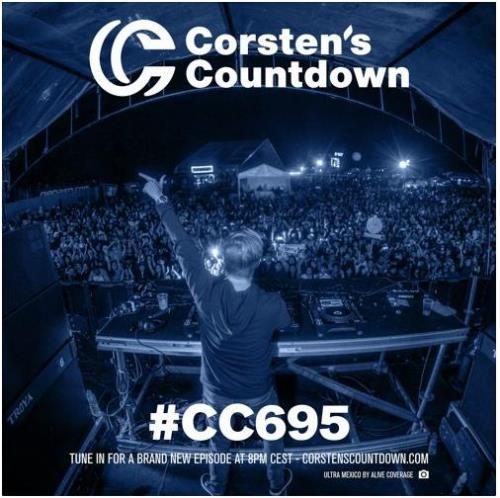 Ferry Corsten — Corsten's Countdown 695 (2020-10-21)