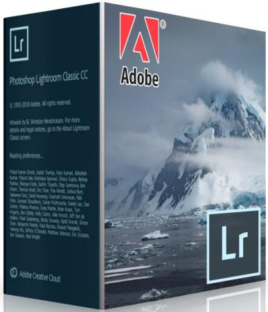 Adobe Photoshop Lightroom Classic 10.0.0.10 RePack by KpoJIuK