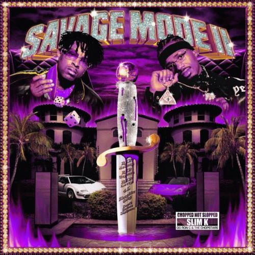 21 Savage & Metro Boomin — SAVAGE MODE II (2020)