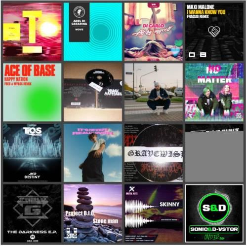Electronic, Rap, Indie, R&B & Dance Music Collection Pack (2020-10-23)