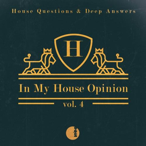 In My House Opinion, Vol. 4 (House Questions & Deep Answers) (2020)