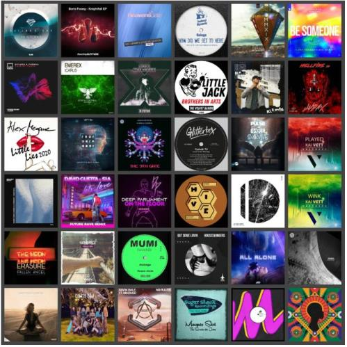 Beatport Music Releases Pack 2371 (2020)