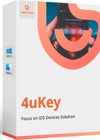 Tenorshare 4uKey 2.2.6.3