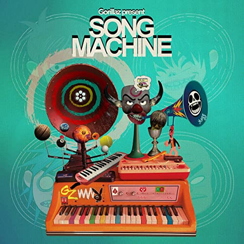 Gorillaz — Song Machine, Season One: Strange Timez (Deluxe) (2020)