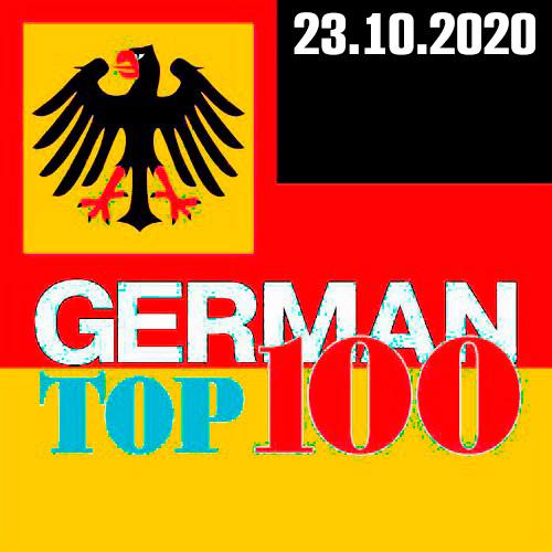 German Top 100 Single Charts 23.10.2020 (2020)