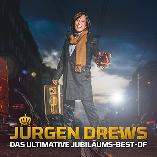 Juergen Drews — Das ultimative Jubilaeums-Best-Of (2020)