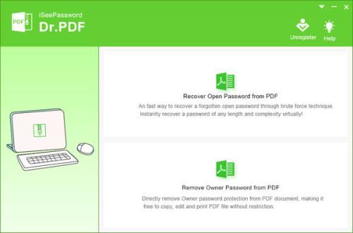 iSeePassword Dr.PDF 4.8.5
