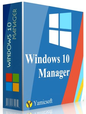 Windows 10 Manager 3.4.8.0 RePack & Portable by KpoJIuK