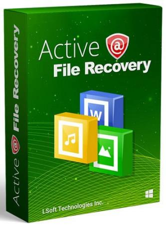 Active File Recovery 21.0.2