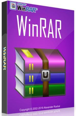 WinRAR 6.0 Beta 1 Russian