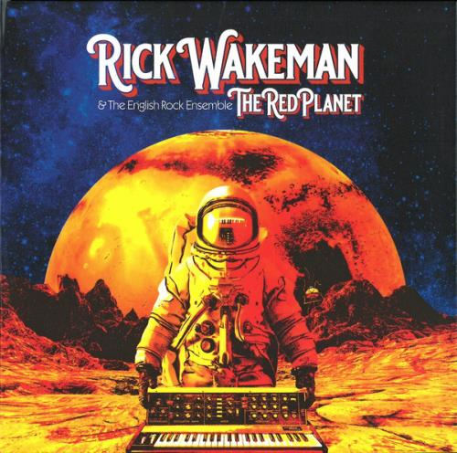 Rick Wakeman & The English Rock Ensemble — The Red Planet (2020)