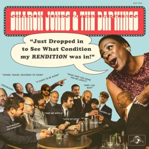 Sharon Jones & The Dap-Kings — Just Dropped In (2020)