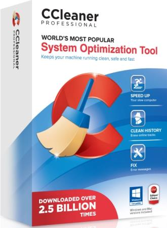 CCleaner 5.73.8130 Free / Professional / Business / Technician RePack & Portable by KpoJIuK