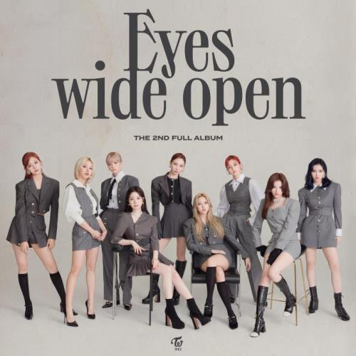 Twice — Eyes Wide Open (2020)