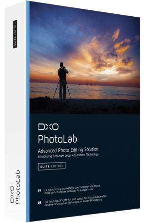DxO PhotoLab 4.2.1 Build 4542 Elite