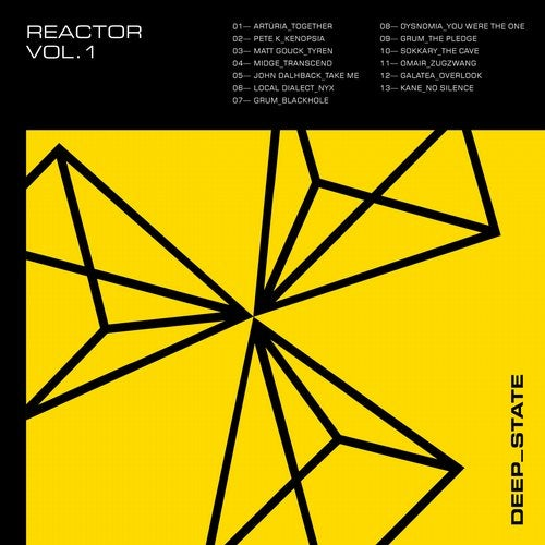 Deep State — Reactor, Vol. 1 (2020)
