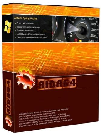 AIDA64 Extreme / Engineer Edition 6.32.5635 Beta Portable