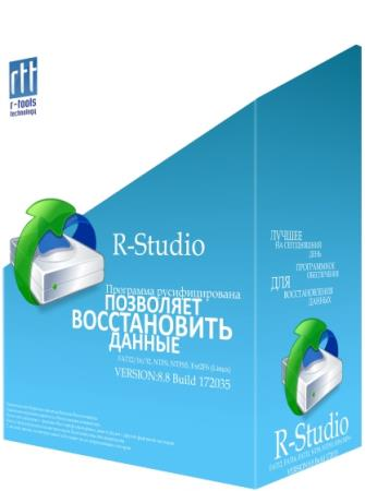 R-Studio 8.14 Build 179693 Network Edition